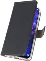 Huawei Mate 20 Zwart | Wallet Case Hoesje  | WN™