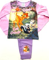 Disney - Bambi - peuter / kleuter/ kinder - pyjama - fullprint - maat 104/110