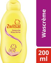 Zwitsal Wascrème - 200 ml - Baby