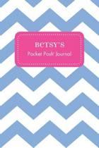 Betsy's Pocket Posh Journal, Chevron