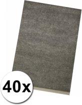 Carbonpapier 40 stuks - carbon transferpapier