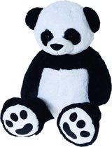 Knuffel pandabeer XL, 100 cm
