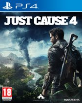 Cover van de game Just Cause 4 - PS4