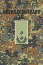 Oberstleutnant i. G.: Vokalbelheft / Heft f�r Vokabeln - 15,24 x 22,86 cm (ca. DIN A5) - 120 Seiten