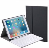 Apple iPad 10.2 (2019) - Smart Toetsenbord Hoes - Zwart