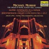Dupre, Rheinberger: Organ Concertos / Murray, Ling, Royal PO