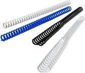 GBC - Inbindring - 12mm - 34 rings - 50 stuks