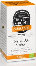 Royal Green - Tumeric Complex - 60 vegicaps