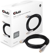 Club3D HDMI 2.0 UHD Cable 3 Meter, 4K 60Hz, 18Gbps, Certified