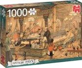 Anton Pieck Poffertjes - Legpuzzel - 1000 Stukjes