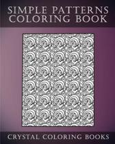 Simple Patterns Coloring Book