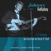 Johnny à la Olympia/Johnny Hallyday et Ses Fans