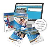 Bromfiets Theorieboek Rijbewijs AM Nederland 2020 - Met 10 Online Oefenexamens, CBR Informatie en Verkeersborden (NIEUW!)