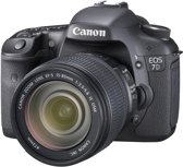 Canon EOS 7 D Kit + EF 17-40 USM