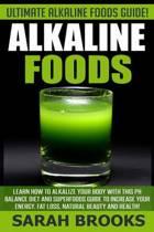 Alkaline Foods - Sarah Brooks