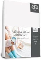 Bed-Fashion Waterdichte jersey hoeslaken 180 x 200 cm
