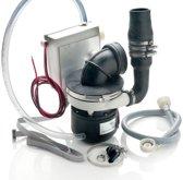 VETUS 24 Volt Motor, Pomp en Vermaler voor SMTO2 elektrisch Toilet
