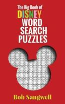 The Big Book of Disney Word Search Puzzles