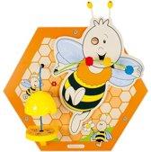 Speelelement bijenkorf bij