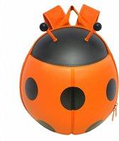 Kinderrugzak Lieveheersbeestje (Oranje)