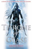 Omslag van 'Throne of Glass'