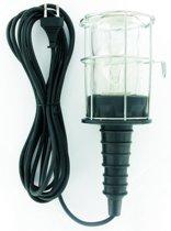 Smartwares FL60 Looplamp – 5 meter kabel met stekker - Rubber