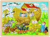 Goki Puzzel: bij de ark van noah 96-delig