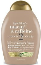 OGX Niacin 3 & Caffeine Conditioner Vrouwen 385ml