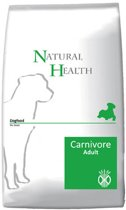 Natural Health Droogvoer Hondenvoeding Natural Health Dog Carnivore Adult graanvrij - premium