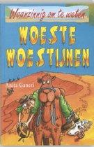 Hibba Boek Waanzinnig om te wetenWoeste Woestijnen