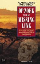 Op zoek naar de missing link