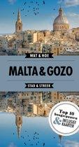 Wat & Hoe Reisgids - Malta & Gozo