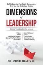 Dimensions of Leadership