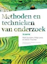 Methoden en technieken van onderzoek, 7e editie met MyLab NL toegangscode