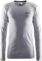 Craft Active Comfort Longsleeve - Sportshirt - Heren - S - Grey