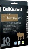 Bullguard Premium Protection / 10 User / 1 jaar / Multi-Device