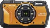 Ricoh WG-6 - Zwart/Oranje