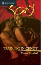 Boekomslag van 'Harlequin Sexy 146 - Training in genot'