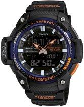 Casio SGW-450H-2BER - Horloge - 52 mm - Kunststof - Zwart