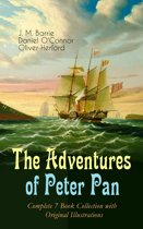 The Adventures of Peter Pan – Complete 7 Book Collection with Original Illustrations