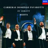 The Three Tenors / Carreras, Domingo, Pavarotti, Mehta