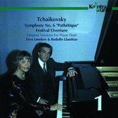 Tchaikovsky: Symphony No 6, Festival Overture