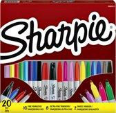 SHARPIE MIXED PACK BL20 19 PE