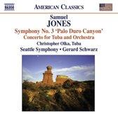 Symphony No.3/Tuba  Concerto