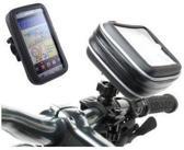 XL Formaat Waterproof Waterproof Waterdicht Fietshouder  tot 6.5 inch (o.a. geschikt voor iPhone XS Max, Oneplus 6, LG G7 ThinQ, Mate 20 Pro, Nokia 8, Note 9, Samsung S10  / S9 etc)