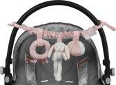 Afbeelding van Little Dutch Autostoelspeeltje - Roze speelgoed