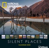Silent Places National Geographic Kalender 2020