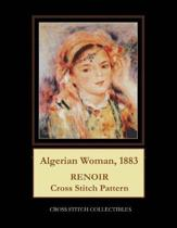Algerian Woman, 1883: Renoir Cross Stitch Pattern