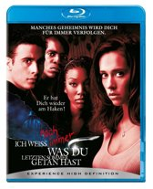 I Still Know What You Did Last Summer (1998) (blu-ray) (import)