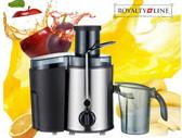 Juice extractor van het merk Royalty line